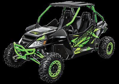 Buggy Arctic Cat Wildcat X LTD 1000i