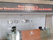 Reportáž z návštěvy CFMOTO - Čína